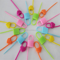 Silicone Cable Tie colorful