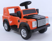 6V Battery Powered Land Rover Licensed Toddler Small Ride on Car