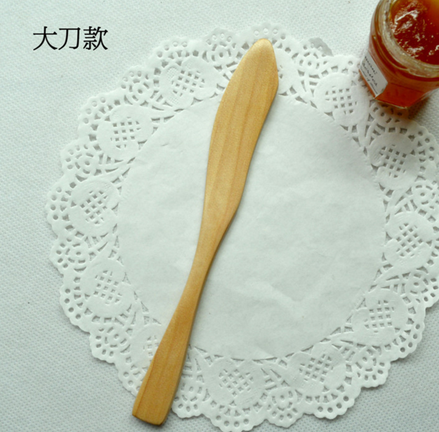 wood butter knife wholesale