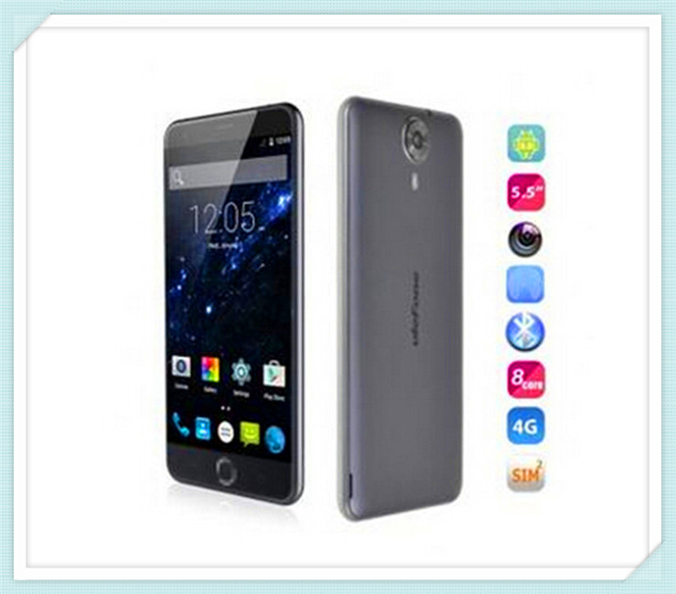 Ulefone Be Touch 2 4G LTE Smartphone 5.5 Inch 1080p Screen Android 5.1 Octa Core 64Bit 1.7GHz CPU 3GB RAM Dual SIM China Phone