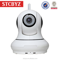 Professional indoor surveillance pan and tilt cmos ir mini ip wifi camera