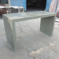 Acrylic solid surface bar cocktail table, bar couter