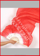 Chinese dance silk fan for ladies or dancing