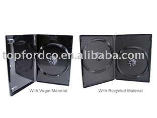 14mm Black DVD Box