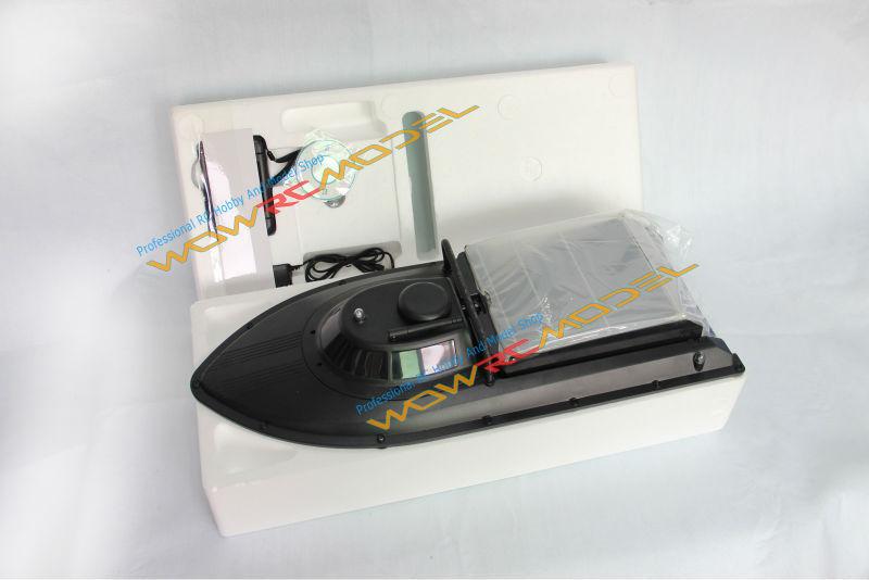 катера для рыбалки на радиоуправлении с эхолотом