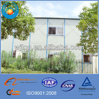 Low cost China steel prefaricated homes/China low cost kit homes