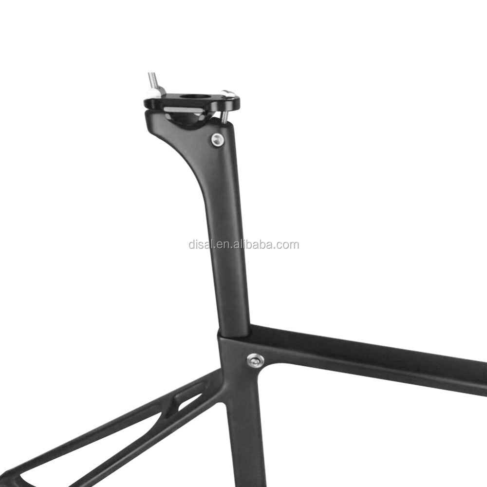 2016 new design oem carbon road bike frames high quality cheap road bicycle 700C racing bike carbon frame