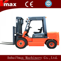 used tcm 3 ton fd30 forklift with Japanese engine