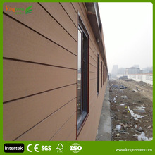 Kingreen China Wholesale WPC Wall Panel Wood Composite Claddings