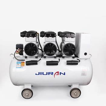 420 Silent Oil-free Rocking Piston High Pressure Air Compressor