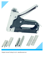 Heavy duty 3 Way Single-Purpose Furniture Tool Metal Hand Tacker Staple Gun Stapler Kit Nail Gun 4-14mm Nail Board