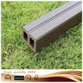 Wood Plastic Composite decking flooring Accessories joist 50mm*30mm