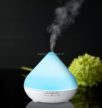 300ml oil diffuser pyramid aroma diffuser electric air humidifier mist maker fogger