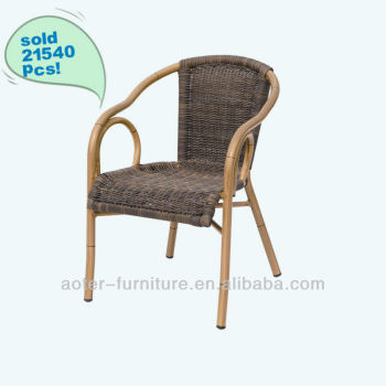 Fashion leisure ways bamboo chair