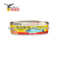 High Quality Canned Fish fried dace in vegetable oil