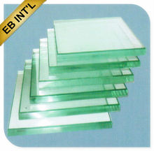 4mm-10mm on-line Low-E Glass for curtain wall, energy saving glass, building glass