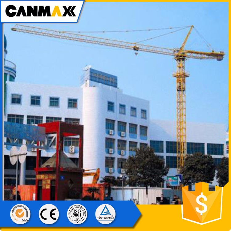 Low Price more stable Fixed tower crane