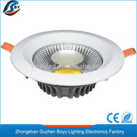 led down light recessed LED downlight for living room bedroom kitchen