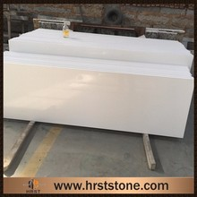 Artificial white imitation quartz countertops