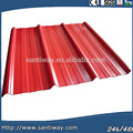 CE certificated European Quality 0.18mm metal corrugated roofing sheets made in china