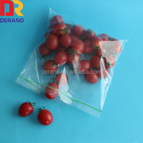 plastic slider zipper bag clear plastic zipper bag with handle