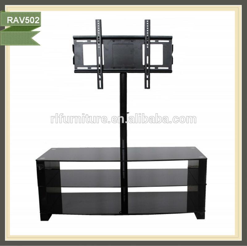 Meuble de support en bois pour photos tv meubles tv - Meuble support tv pas cher ...