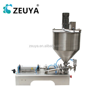 Durable Semi-Automatic vinegar packaging production line G1WT China Manufacturer
