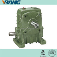 WP series Single Stage Worm Gear Speed Reducer