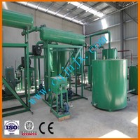 Mini Scale ZSA-2 Waste Engine Oil Purifier To Get SN500