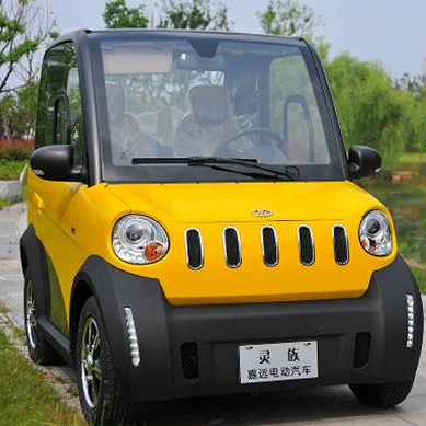 12 volt electric car with power windows 4 seater