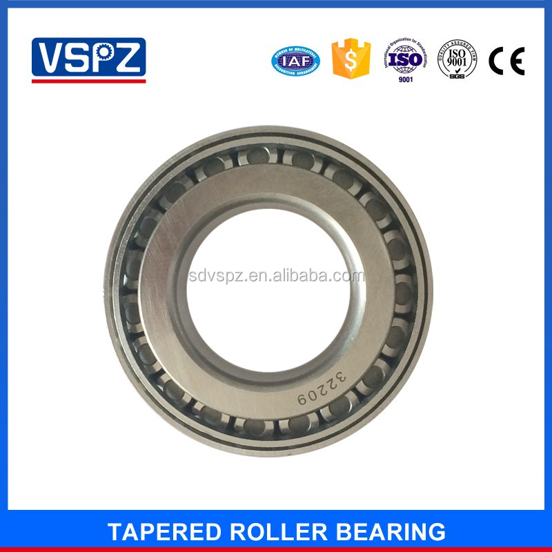 Hot selling tapered roller bearing 30202 7202 size 15*35*11.75 Weight 0.053 kg