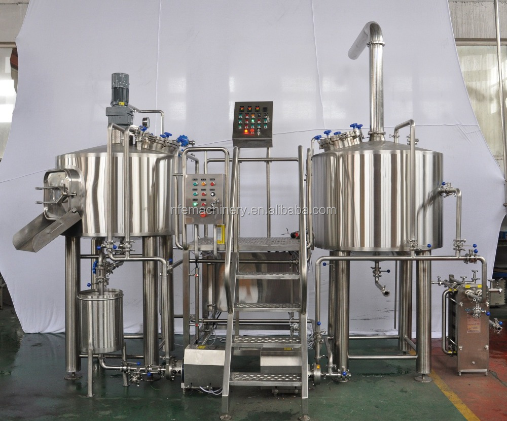 3BBL Pilot brewing system, micro beer brewing equipment, brewery equipment