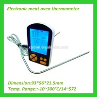 Plastic Material and Household Thermometers Type Bluetooth BBQ thermometer