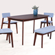 Modern Home Furniture Solid Wood Restaurant Dining Table