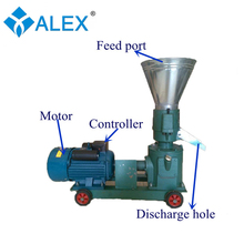 Fishmeal production machine Animal feed making pellet machine AF-120