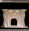 /product-detail/pillars-decoratione-yellow-hand-carving-stone-fireplace-60619857959.html
