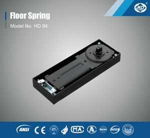 Wholesale Fireproof Hydraulic Iron- castng Floor Spring For Glass Door HD 84