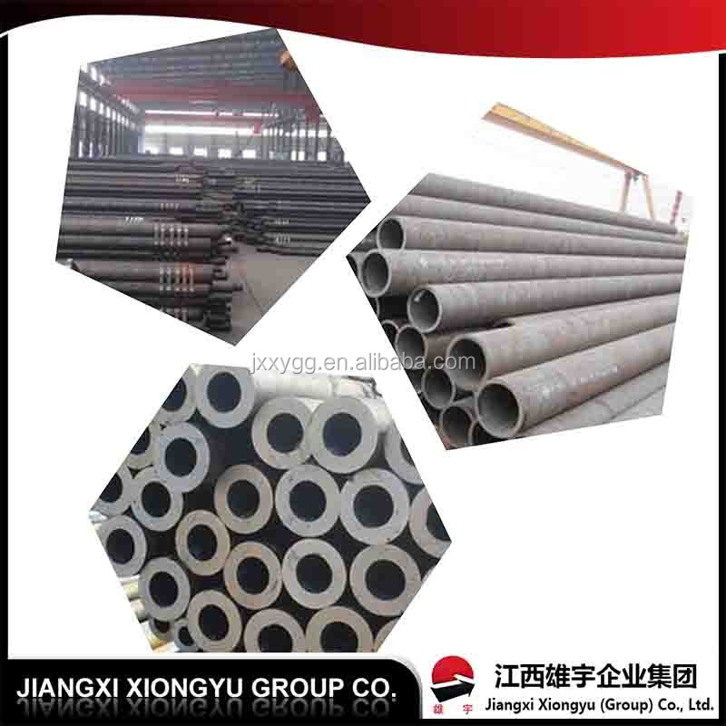 GB ASTM first grade sus304 stainless steel tube/pipe manufactured by XIONGYU GROUP