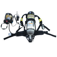 portable self contained oxygen Breathing apparatus