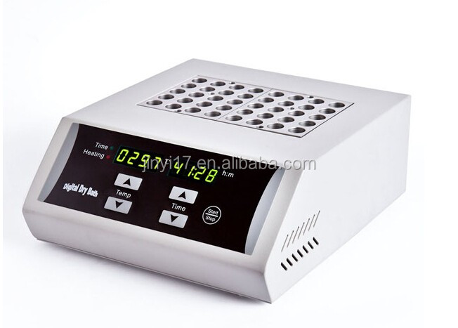 Laboratory Digital Dry Block Heater, heating block, dry bath