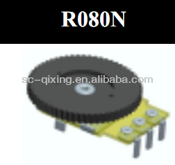 9mm Thumb wheel potentiometer for speed control