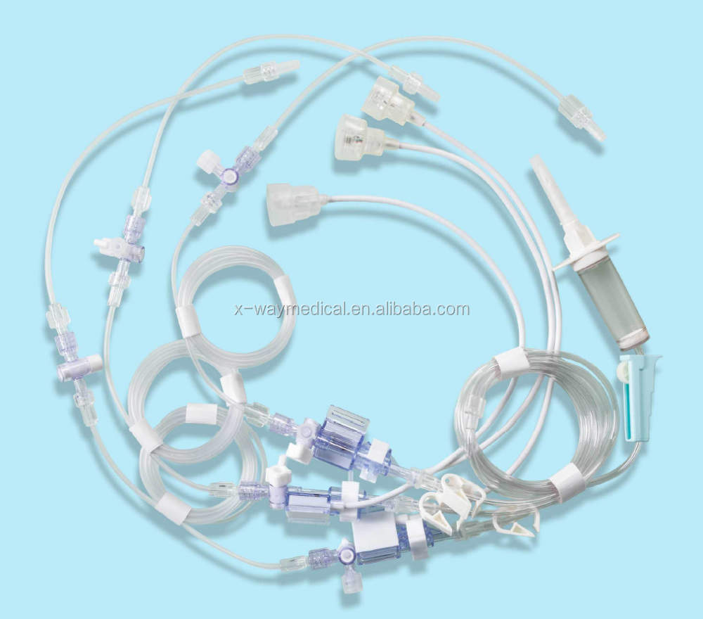 Ibp medical arterial line blood pressure transducer