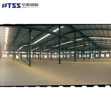 ISO9001 Warehouse metallic roof structure steel structure warehouse drawings