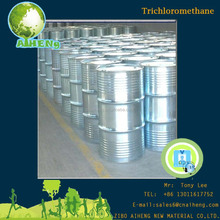 ISO Certificated high quality low price ZiBo ShanDong China produced ( CAS No : 67-66-3 ) Chloroform, CHCl3 - Trichloromethane