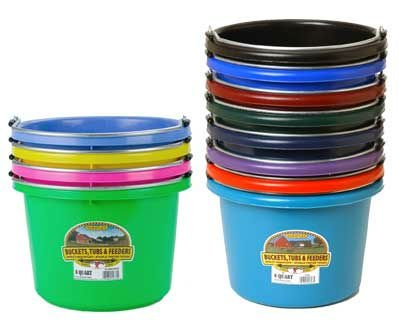 plastic ice pail/PVC water bucket,small plastic container