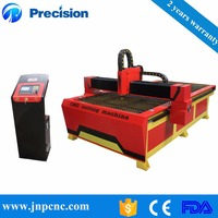 Discount price for high precision JP1325 metal aluminum iron sheet plasma cutter portable