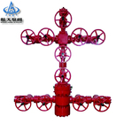 API chrismas tree for oil and gas wellhead assembly