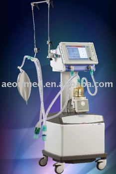 ventilator machine icu