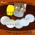 Aluminum foil cap liners for PET bottles AP-317T