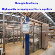 Aseptic cold filling ultra clean glass bottle non alcoholic malt beverage making/filling machine/plant filling system dr